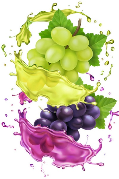 Grape juices